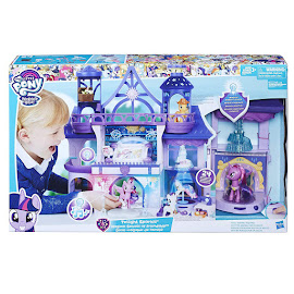 MLP Magical School of Friendship Twilight Sparkle Brushable Pony