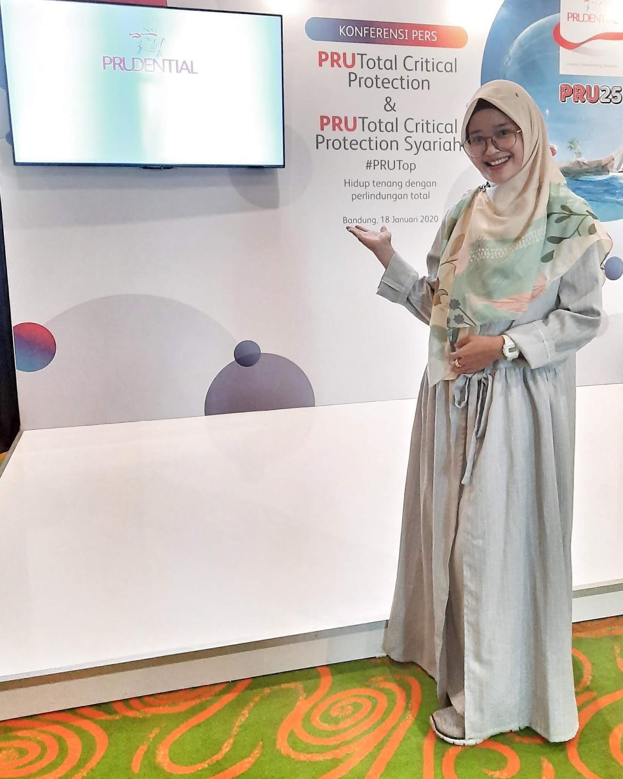 peluncuran PRUTop di Bandung, peluncuran PRUTop dan PRUTop Syariah di Bandung