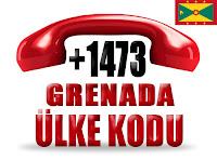 +1 473 Grenada ülke telefon kodu