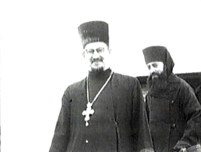 Observadores da Igreja cismática russa chegam ao Concílio Vaticano II, patrocinados pela KGB