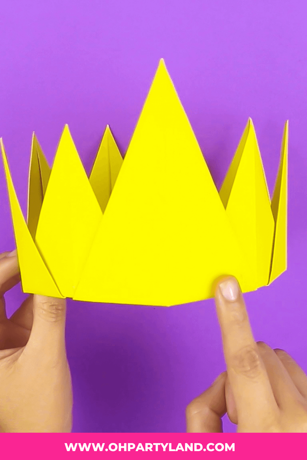 Paper Crown - Easy Paper Craft