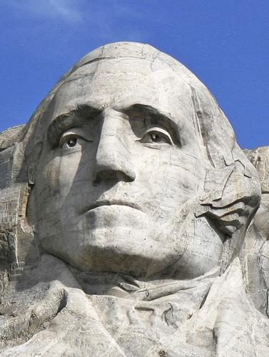 Monte Rushmore Memorial Nacional Ex-presidentes Estados Unidos Monumento