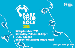 Source: Habitat for Humanity Singapore. Banner for Bare Your Sole 2016.