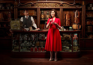 GELLA LAWSON RETURNS The advert sees Nigella guiding viewers through a series of different and sometimes surprising scenes, discovering how a variety of Typhoo drinkers take their tea. TO DISCOVER WHICH TYPHOO ARE YOU?
