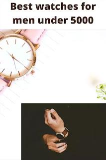 9 Best Chronometer Watch under 5000-5000 के तहत सबसे अच्छा क्रोनोमीटर घड़ी