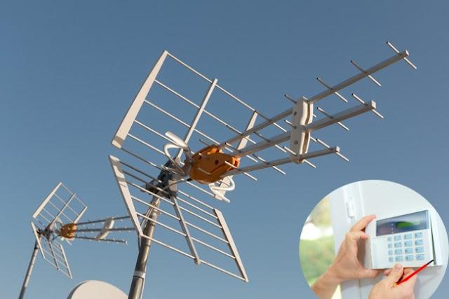 TV Aerial and Intruder Alarm Service Provider