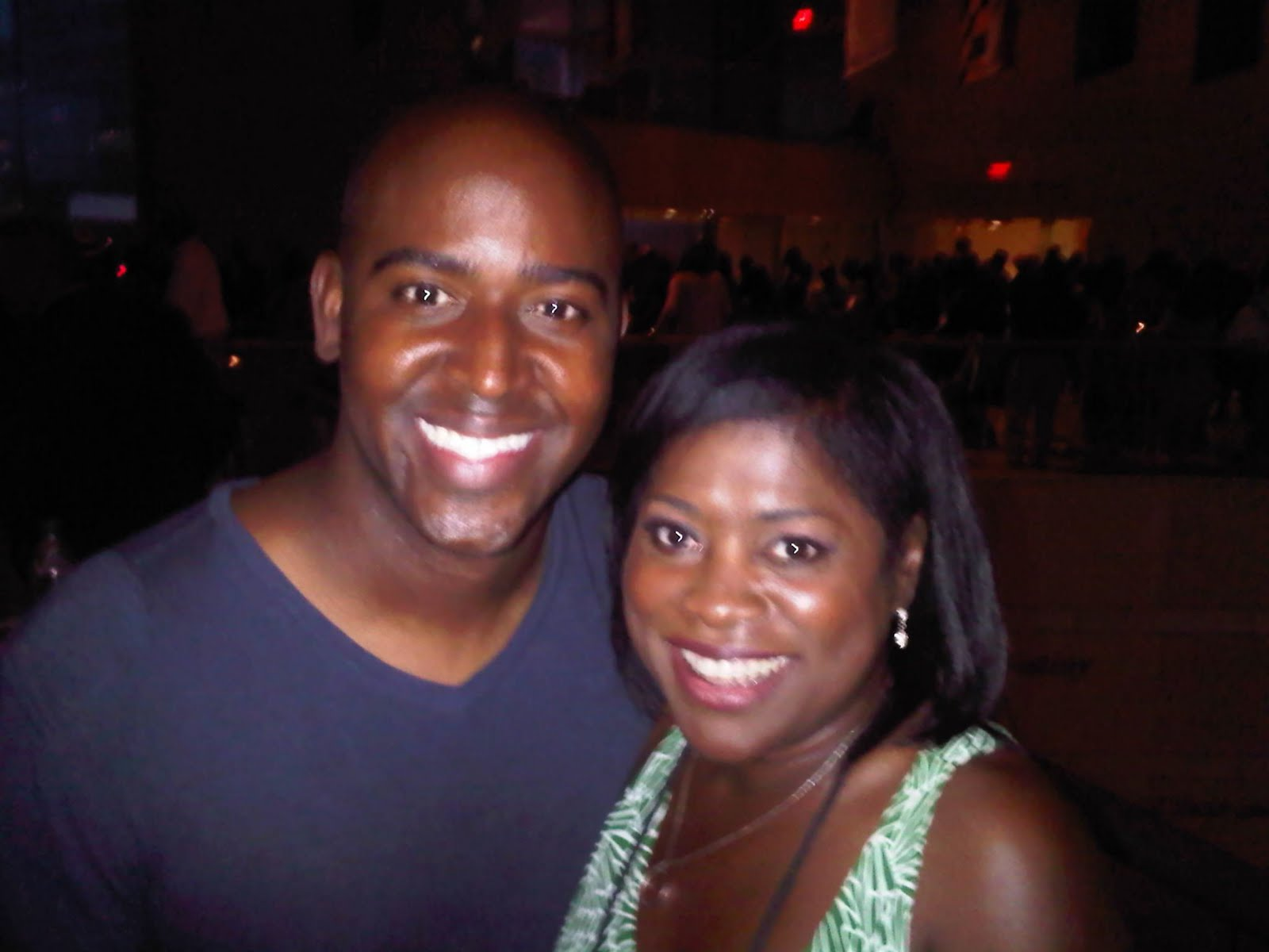 Varion Walton: NABJ- PHILLY 2011--