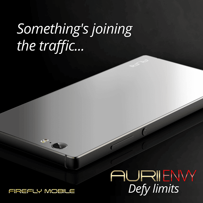 Firefly Mobile Aurii 2 GB RAM / 16 GB ROM Version Now On Pre Order For 6999 Pesos