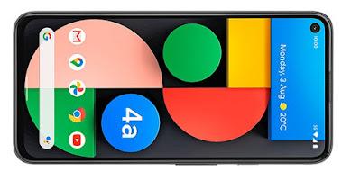 جوجل بيكسل Google Pixel 4a 5G الإصدارات: GD1YQ, G025I
