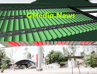 Phân phối, mua bán bạt che nắng mưa giá tốt nhất - Hòa Phát