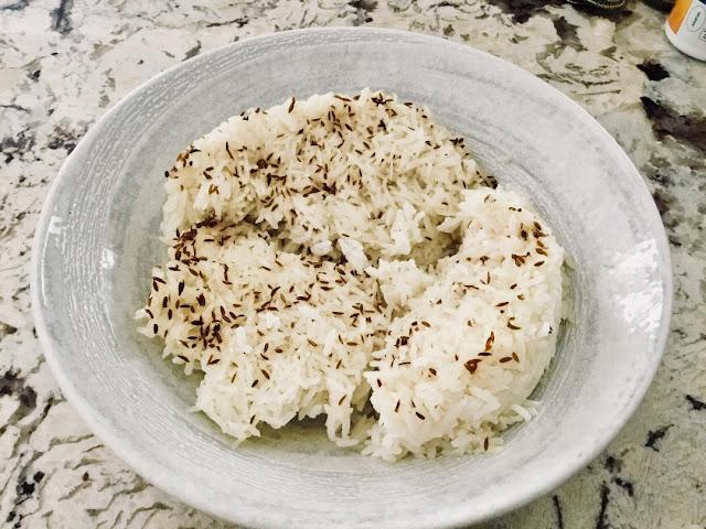 cumin seed rice