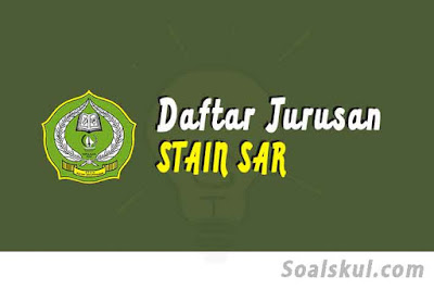 daftar jurusan di stain sultan abdurrahman