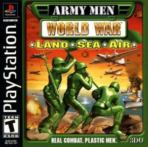 Download Army Men: World War – Land, Sea, Air (Ps1)