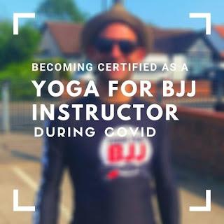 Yoga For BJJ Instructor