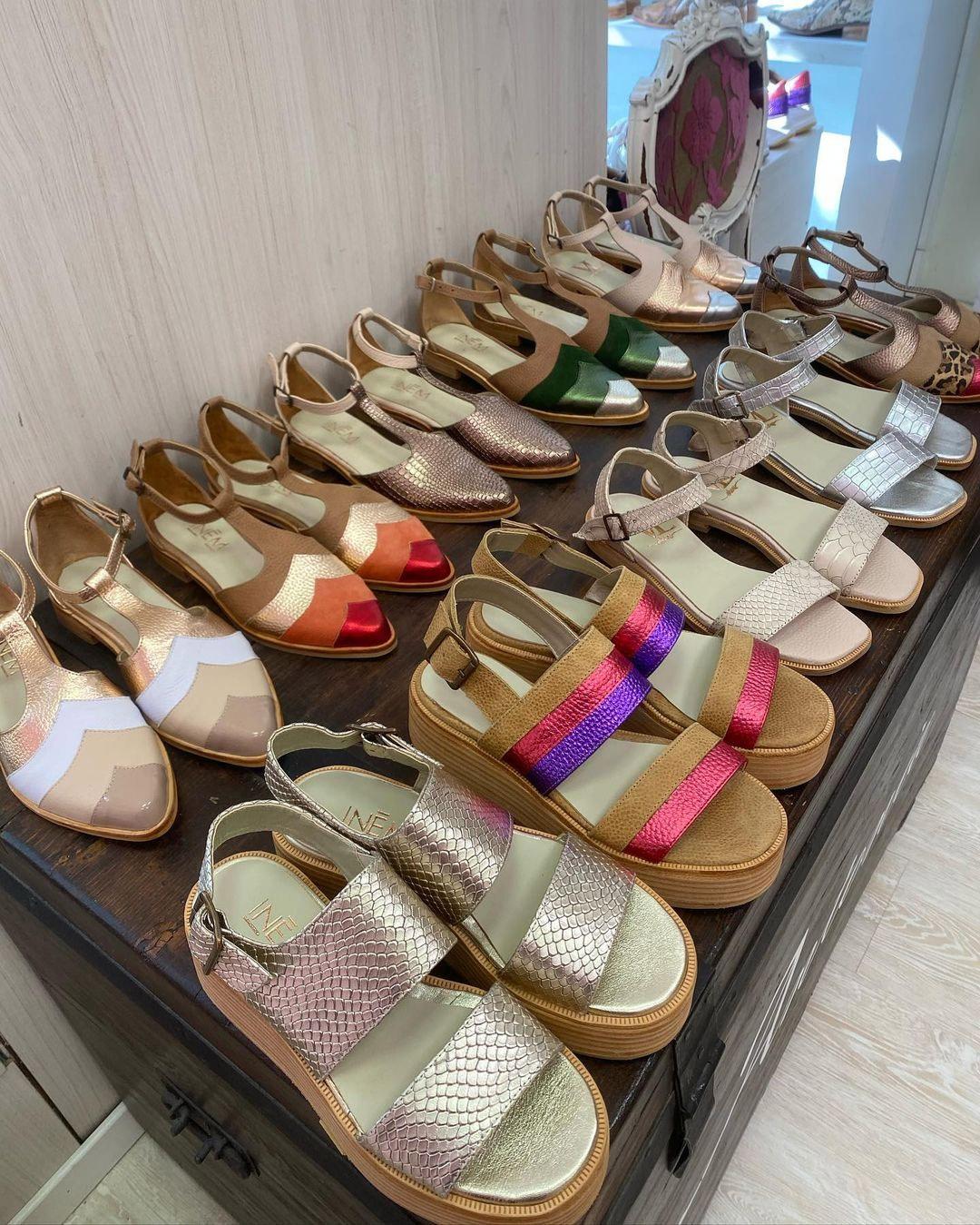 sandalias de cuero en palermo 2021
