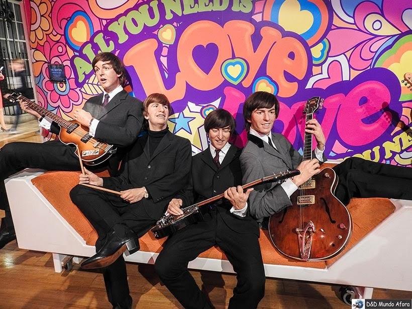 Beatles - Madame Tussauds: Como visitar o museu de cera de Londres