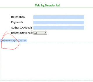 মেটা ট্যাগ কোড ব্লগের জন্য কিভাবে তৈরী ও সাবমিট করবেন |How to Add Keyword and Meta Tags to Blogger Post