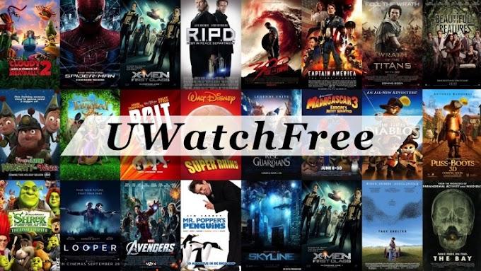 UWatchFree Movies Website 2021