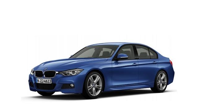BMW F30 320D diesel