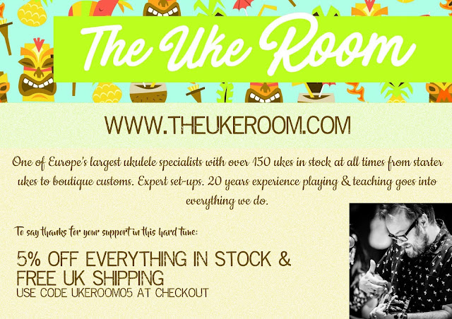 The Uke Room Offers