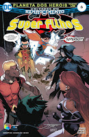 DC Renascimento: Super Filhos #6
