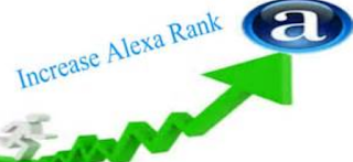 One of them is the number of blog visitors d IMPROVE ALEXA RANK QUICKLY