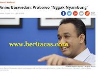 Gara-gara AHOK, Prabowo dan Anies Lupa Akan Hal Ini