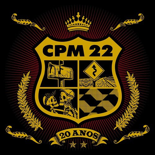 Show CPM22 em São Luís
