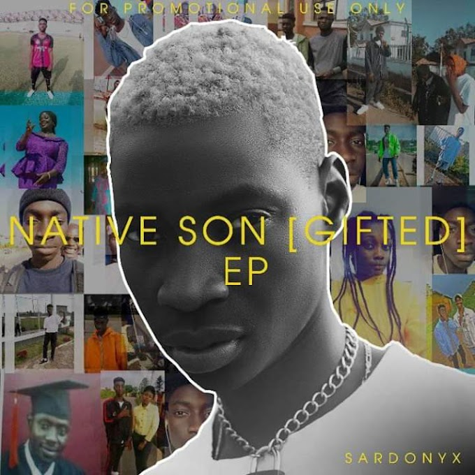 OUT NOW: SARDONYX- NATIVE SON EP (7 tracks)