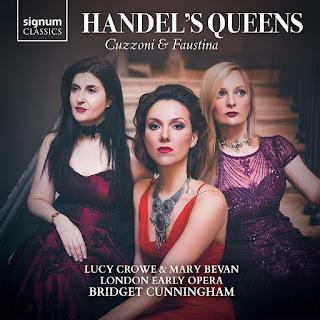 Handels Queens - Signum Classics
