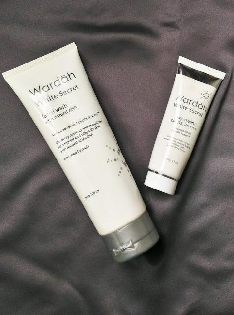 review wardah white secret apakah wardah white secret cocok untuk kulit wajah berminyak dan berjerawat