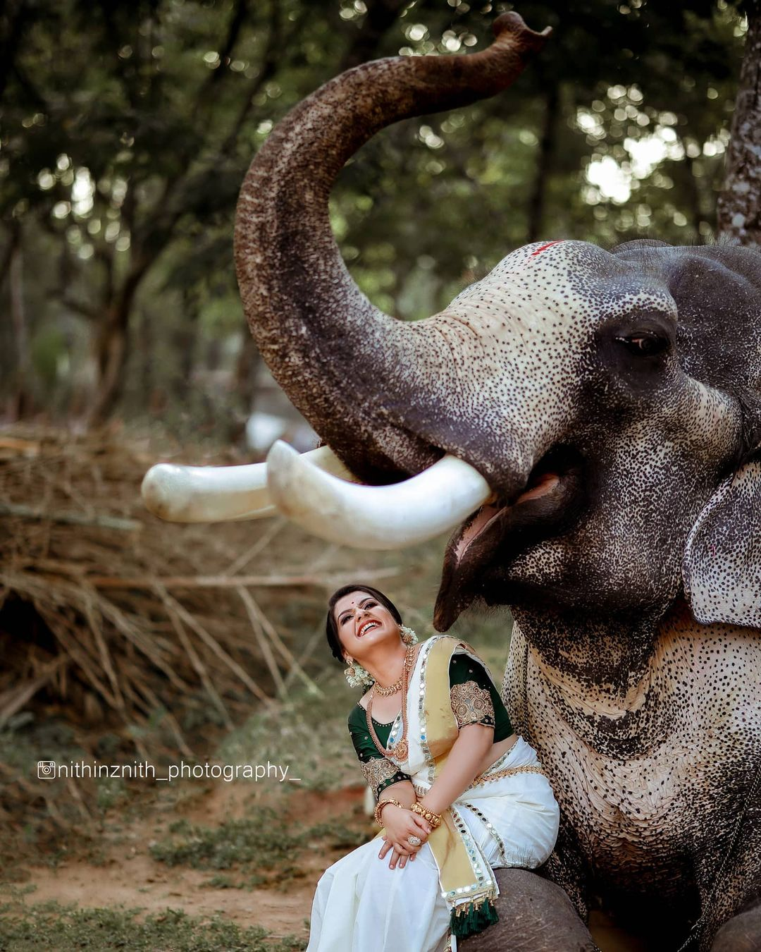 Actress Sarayu Mohan Photos