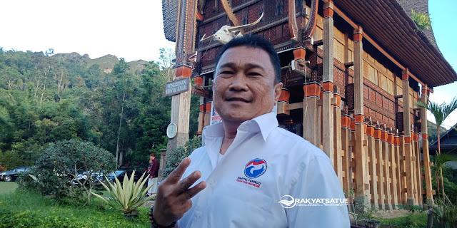 Jerry Bittikaka, Siap Duduki Kursi DPR RI Membawa Aspirasi Warga Toraja