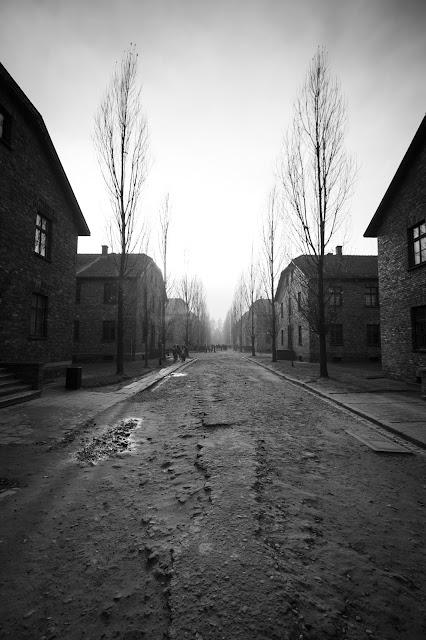 Caseggiati-Campo di concentramento di Auschwitz