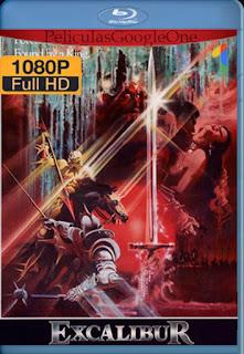 Excalibur [1981] [1080p BRrip] [Latino-Inglés] [LaPipiotaHD]