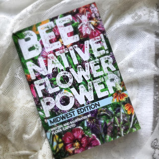 Flower Book for a bee and butterfly garden