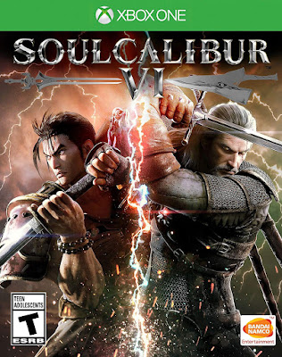 Soulcalibur 6 Game Cover Xbox One Standard Edition