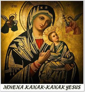 NOVENA KANAK-KANAK YESUS