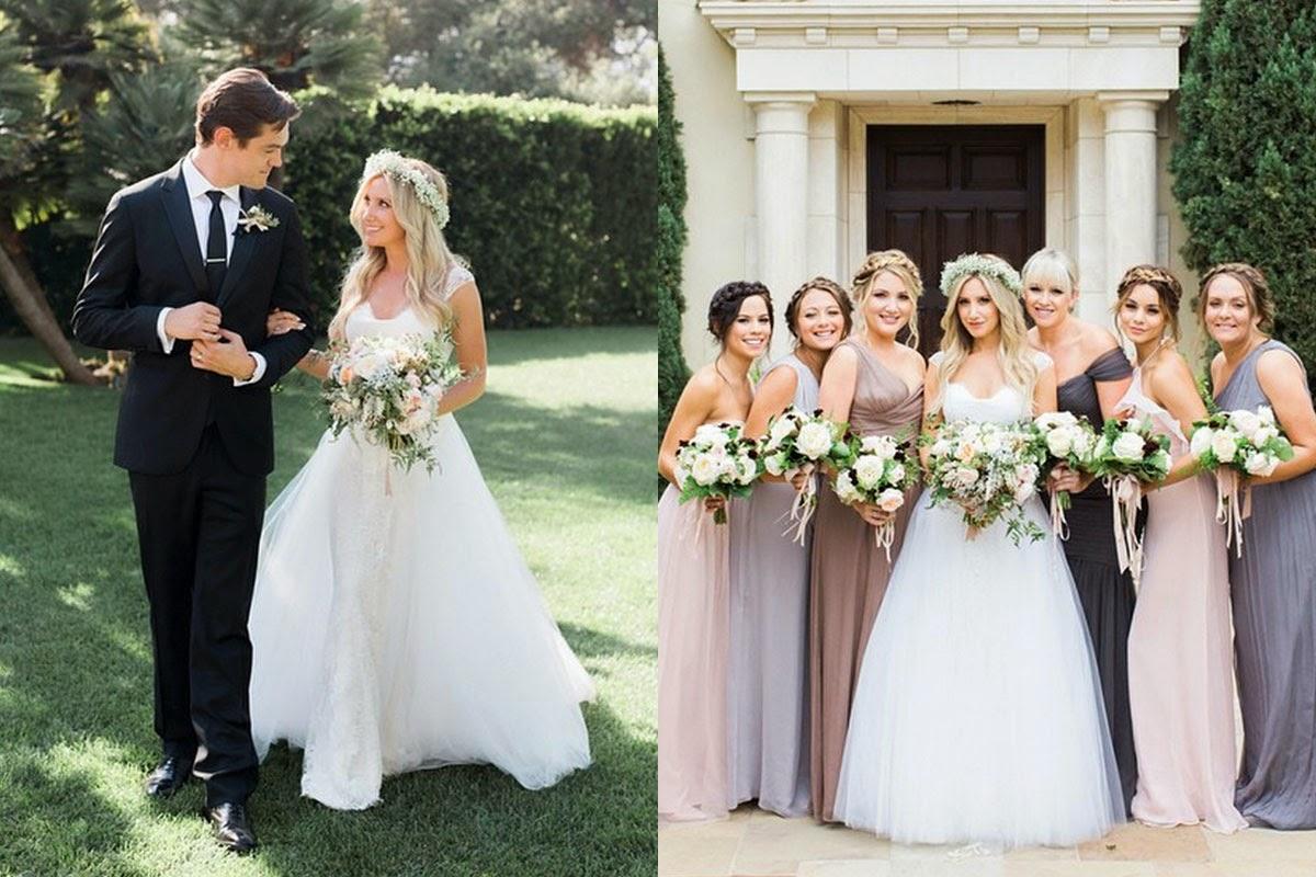 Fly Me To The Moon: 2014 Celebrity Weddings Recap