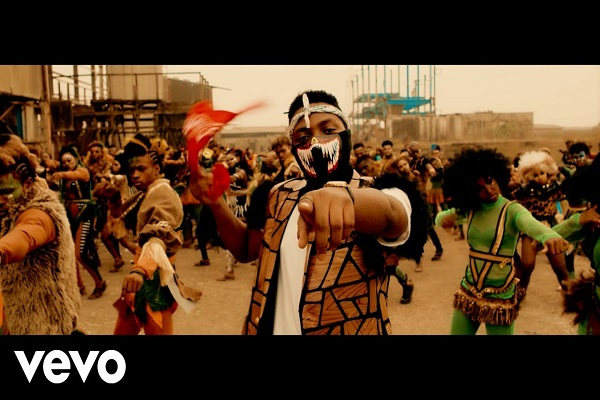 UX VIDEO : Olamide - Science Student