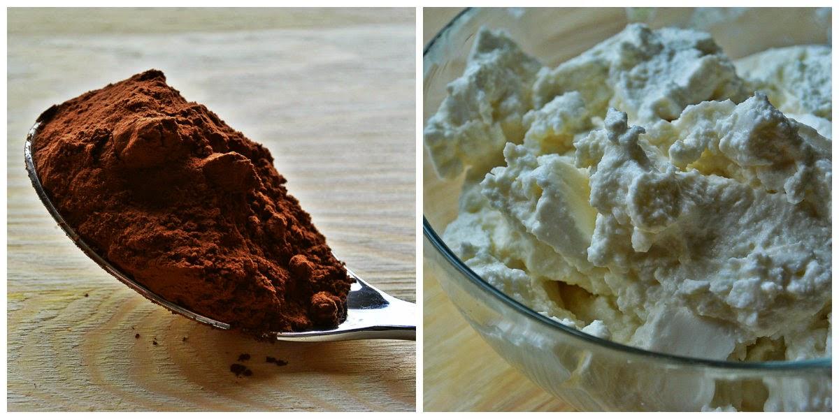 Tarta brzoskwiniowo - kokosowa - składniki