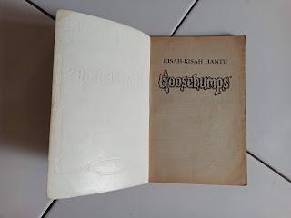 1 Kisah-kisah Hantu Goosebumps
