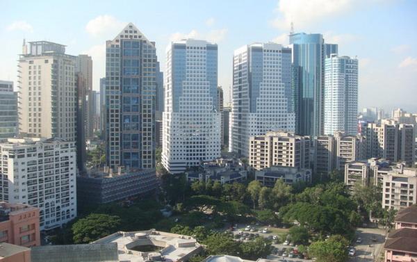 Kawasan Segitiga Emas Jakarta