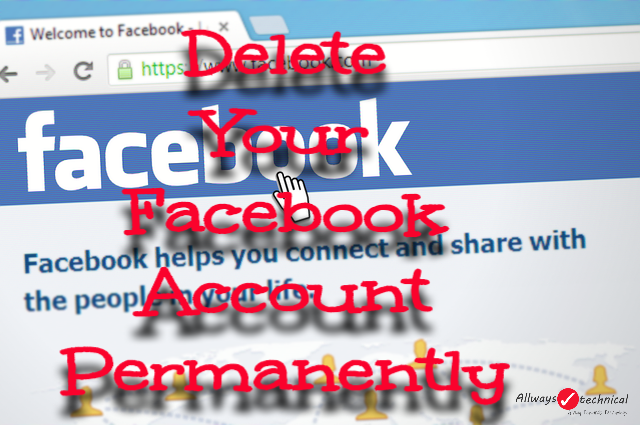 How To Delete Facebook Account Permanently - Step By Step Guide.