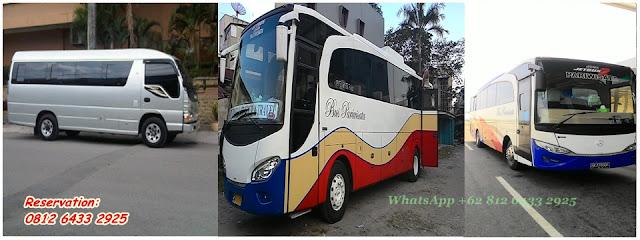 Cara Pemesanan Bus Pariwisata Medan