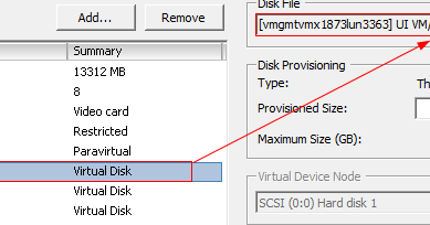 Storage DRS: A general system error occurred: Failed to start disk migrations.
