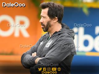 """Pablo """"vitamina"""" Sánchez DT de Oriente Petrolero - DaleOoo"""