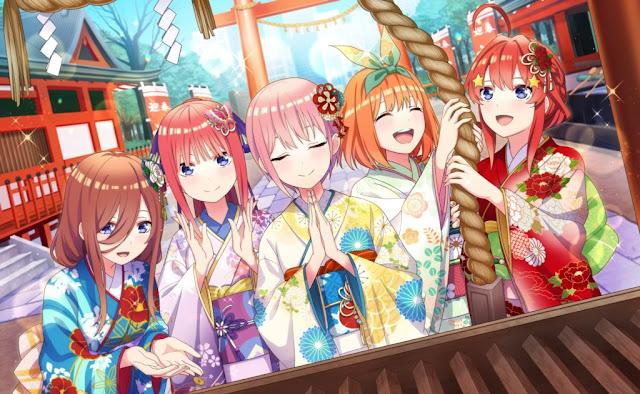 Anime Maníaco te desea ¡Feliz Año Nuevo 2021!