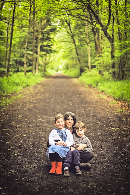 family adventure session, slow portraiture, chopwell wood, mandy charlton photography, blogger, writer