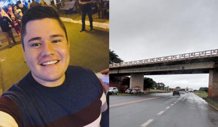 Pastor impide que mujer se suicide desde puente